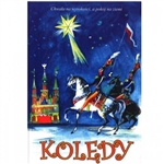 25 old Polish carols with words and music, illustrated by Jan Marcin Szancer, one of Poland's best known illustrators. A beautiful album for Christmas and an accompany CD** with music to 14 of the songs. Polish text only.