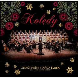 "Old collection of Christmas Carols performed by the soloists, chorus and orchestra from the renowned Polish Song and Dance Ensemble ""SLASK"","