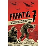 The Frantic operations were conceived in late 1943 as Soviet forces advanced westward into Ukraine, making Soviet airfields accessible to long-range aircraft based in Italy and later England. American aircraft hit targets in central Europe, refueled and