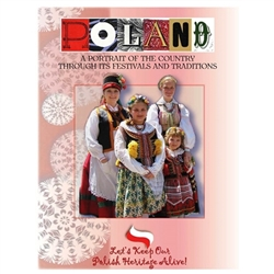 POLAND - A Portrait of the Country Through its Festivals and Traditions, is a children's book project sponsored by the Polish American Arts Association of Washington, DC. The first edition, published in 2015, met with a very positive response and is now s