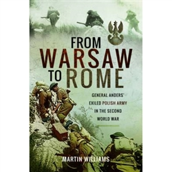 In May 1944, 40,000 Polish soldiers attacked and captured the hilltops of Monte Cassino, bringing to a close the largest, bloodiest battle fought by the western Allies in the Second World War. Days later the Allied armies marched into Rome seizing the