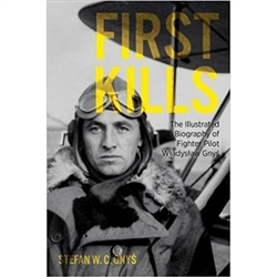 Polish pilot Wladyslaw Gnys was credited with shooting down the first two German aircraft of World War II on September 1, 1939. On this day, as Gnys squadron took off near Krakow to intercept the German invaders, German Stuka pilot Frank Neubert attacked,