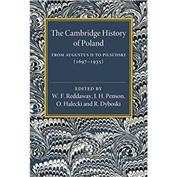 Originally published in 1941, this book presents a comprehensive history of Poland from 1697 to 1935. The text was begun on the initiative of the renowned Cambridge historian Harold Temperley (1879-1939), who arranged numerous meetings with Polish and