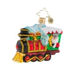 All aboard! With 2018 just about through, hop on Santa's locomotive and make tracks into the final leg of this year's journey--a year worth remembering.