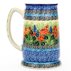"Pattern designed By Teresa Liana The artist has been connected with the Artistic Handicraft Cooperative ""Artistic Ceramics and Pottery"" since 1983. Since 1992 she has been a pattern designer."