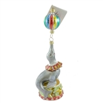 Delightfully designed ornament from the 2000 collection.