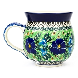"Pattern designed and signed by Teresa Andrukiewicz. The artist has been connected with the Artistic Handicraft Cooperative ""Artistic Ceramics and Pottery"" since 1996. Since 2001 she has been a pattern designer. Unikat pattern number U2390."
