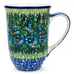 "Designed and signed by Jolanta Okraska. The artist has been connected with the Artistic Handicraft Cooperative ""Artistic Ceramics and Pottery"" since 1983. Since 1985 she has been a pattern designer. Signature Series Pattern: U3662"