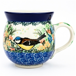 "Pattern Designed By Teresa Liana. The artist has been connected with the Artistic Handicraft Cooperative ""Artistic Ceramics and Pottery"" since 1983. Since 1992 she has been a pattern designer. Unikat pattern number U3132."