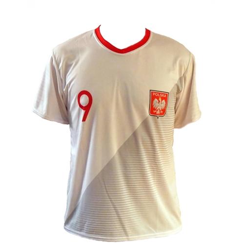 brand new ac606 26c2e Polish World Football Jersey - Lewandowski #9