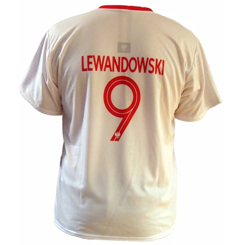 be5d5d623 Polish Art Center - Polish World Football Jersey - Lewandowski  9