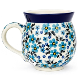 "Pattern Designed By Teresa Liana. The artist has been connected with the Artistic Handicraft Cooperative ""Artistic Ceramics and Pottery"" since 1983. Since 1992 she has been a pattern designer. Unikat pattern number U4774."