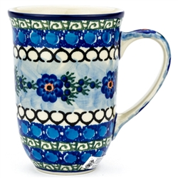 "Pattern designed by Anna Pasierbiewicz. The artist has been connected with the Artistic Handicraft Cooperative ""Artistic Ceramics and Pottery"" since 1970. Since 1992 she has been a pattern designer. Unikat pattern number U488."