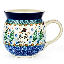"Designed and signed by Teresa Liana. The artist has been connected with the Artistic Handicraft Cooperative ""Artistic Ceramics and Pottery"" since 1983. Since 1992 she has been a pattern designer. Signature Series Pattern: U4661."