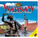 This album is a beautiful photographic guide of Warsaw. In the album, we show  the most known and characteristic historical places but also the contemporary face of Warsaw.  Full color photos of this beautiful city both old and new.