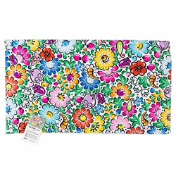 Nice souvenir from Poland.  Double layer towel: cotton / microfiber