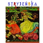 She is best known for her paintings of Polish folk art, costumes and dances. She was an extremely prolific artist, unmatched by any of her contemporaries in the Polish art world