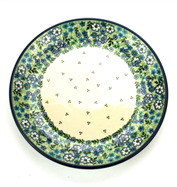 "Pattern designed by master artist Krystyna Dacyszyn. The artist has been connected with the Artistic Handicraft Cooperative ""Artistic Ceramics and Pottery"" since 1990. A pattern designer since 2002. Unikat pattern U4734."