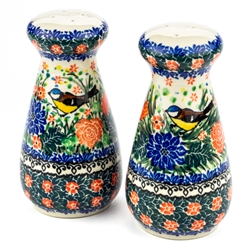 "Pattern Designed By Teresa Liana. The artist has been connected with the Artistic Handicraft Cooperative ""Artistic Ceramics and Pottery"" since 1983. Since 1992 she has been a pattern designer. Unikat pattern number U4598."