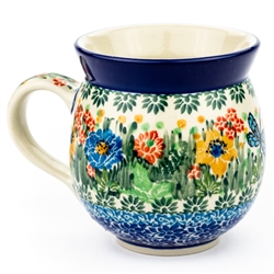 "Pattern Designed By Teresa Liana. The artist has been connected with the Artistic Handicraft Cooperative ""Artistic Ceramics and Pottery"" since 1983. Since 1992 she has been a pattern designer. Unikat pattern number U3631."