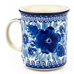 "Pattern Designed By Irena Maczka. The artist has been connected with the Artistic Handicraft Cooperative ""Artistic Ceramics and Pottery"" since 1990. Since 1997 she has been a pattern designer. Signature Series Pattern: U214."