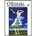 "This new bilingual (Polish and English) mini-album from the ""Painting"" series presents the work of one of the most famous surrealist artists in the world - Rafal Olbiński."