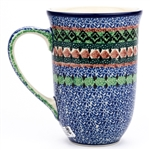 "Pattern Designed By Teresa Liana. The artist has been connected with the Artistic Handicraft Cooperative ""Artistic Ceramics and Pottery"" since 1983. Since 1992 she has been a pattern designer. Unikat pattern number U4497."