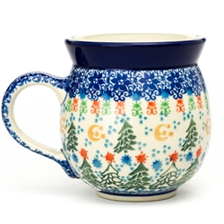 "Pattern designed and signed by Jolanta Okraska. The artist has been connected with the Artistic Handicrative ""Artistic Ceramics and Pottery"" since 1983. Since 1985 she has been a pattern designer. Signature Series Pattern: U4174."