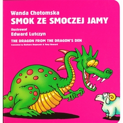 We have looked far and wide for original Polish legends in English and Polish.   A poor Cracow shoemaker devises an ingenious way to defeat the the Cracow dragon.  Delightfully illustrated 24 page story board book for children in two languages - Polish an