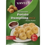 Silesian style dumplings are very tasty with all kinds of sauces, meat, poultry and can be served with all kinds of salads.  Makes approximately 20 kluski.