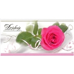 Polish Thank You Greeting Card