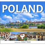 This delightful album features 96 pages of photographs of the most important places in Poland. A great little guide for the traveler or just for learning about Poland's highlights. The last chapter features pictures of famous Poles in history.