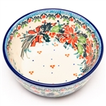 "Pattern Designed By Teresa Liana The artist has been connected with the Artistic Handicraft Cooperative ""Artistic Ceramics and Pottery"" since 1983. Since 1992 she has been a pattern designer. We call small bowl and ice cream dish because it's just the"
