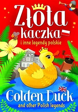 This is a collection of nine Polish legends in Polish and English. Nicely illustrated in color.  You will learn about beloved characters of Polish traditional stories and legends of Poland's history.