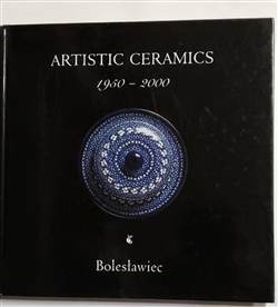 This beautifully illustrated coffee table book is lavishly illustrated with 79 pages of color photographs of Boleslawiec Stoneware as well as the story of the company and its history.  Collectors will be interested in the list of pictures and dates of all
