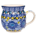"Pattern Designed By Maria Starzyk The artist has been connected with the Artistic Handicraft Cooperative ""Artistic Ceramics and Pottery"" since 1995. Since 1997 she has been a pattern designer"