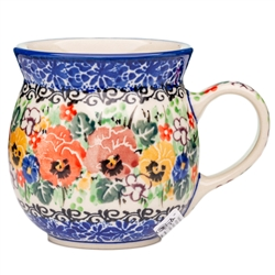 "Pattern Designed By Maria Starzyk The artist has been connected with the Artistic Handicraft Cooperative ""Artistic Ceramics and Pottery"" since 1995. Since 1997 she has been a pattern designer."
