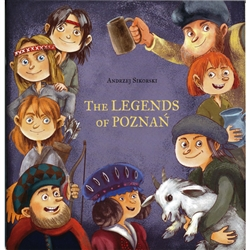 The 2 tales of the city's foundation by Lech and of the Poznan billy goats on the town hall tower are Poznan's most defining legends. They are now available in print in English. This beautifully illustrated book is an engaging read not only for the