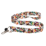 This lanyard features Lowicz Girls in Folk Costumes.