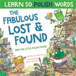 Heartwarming & fun bilingual Polish English book to learn Polish for kids.