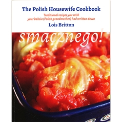 These are the recipes you wish your babcia (Polish grandmother) had written down. Fifty-four, traditional dishes, each with a color photo to inspire you in the kitchen whether you're reconnecting with your culinary heritage or exploring a new cuisine. Pol