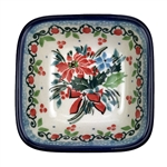 Pattern Designed By Teresa Liana The artist has been with Ceramika Artystyczna since 1983 and a pattern designer since 1992. Unikat pattern number U4839.