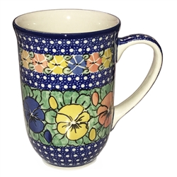 "Pattern Designed By Maria StarzykThe artist has been connected with the Artistic Handicraft Cooperative ""Artistic Ceramics and Pottery"" since 1997. Since 2003 she has been a pattern designer.  Unikat pattern number U417"