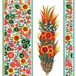 Polish Luncheon Napkins (package of 20) - EasterPalm