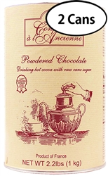 A L'Ancienne Instant Chocolate in Can