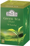 Ahmad Pure Green Tea 20 foil tea bags