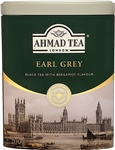 Ahmad Earl Grey Tea in Tin