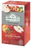 Ahmad Relaxing Winter Charm Infusion 20 foil tea bags