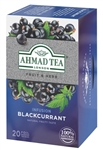 Ahmad Refresh Blackcurrant Infusion 20 foil tea bags