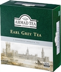Ahmad Earl Grey Tea 100 Tagged Tea Bags